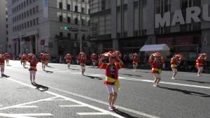 「第43回日本橋・京橋まつり 大江戸活粋パレード」~諸国往来パレード(下)~(4)1