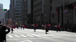 「第43回日本橋・京橋まつり 大江戸活粋パレード」~諸国往来パレード(下)~(4)8