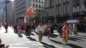 「第43回日本橋・京橋まつり 大江戸活粋パレード」~諸国往来パレード(下)~(4)15