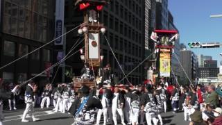 ボリュームたっぷりのパレードが楽しめた「第43回日本橋・京橋まつり 大江戸活粋パレード」~諸国往来パレード(下)~(4)