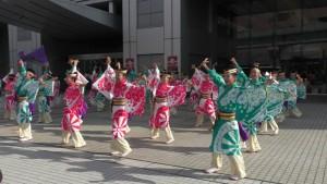 「第14回 ドリーム夜さ来い祭り-2015年-」~フジテレビ会場(下)~(4)9