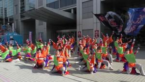 「第14回 ドリーム夜さ来い祭り-2015年-」~フジテレビ会場(下)~(4)10