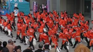 「第14回 ドリーム夜さ来い祭り-2015年-」~フジテレビ会場(上)~(3)28