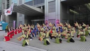 「第14回 ドリーム夜さ来い祭り-2015年-」~フジテレビ会場(上)~(3)15