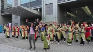 「第14回 ドリーム夜さ来い祭り-2015年-」~フジテレビ会場(上)~(3)31