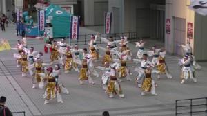 「第14回 ドリーム夜さ来い祭り-2015年-」~フジテレビ会場(上)~(3)20