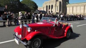「2015 トヨタ博物館 クラシックカー・フェスティバル in 神宮外苑」(下)12