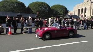 「2015 トヨタ博物館 クラシックカー・フェスティバル in 神宮外苑」(下)13