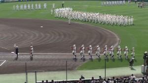 センバツ2016を見に行ったぞ!~開会式(上)~(2)71