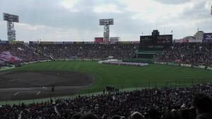 センバツ2016を見に行ったぞ!~開会式(上)~(2)7