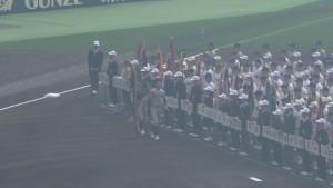 センバツ2016を見に行ったぞ!~開会式(下)~(3)23