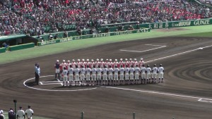 センバツ2016を見に行ったぞ!~福井工大福井 VS 智弁学園(上)~(4)3