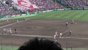 センバツ2016を見に行ったぞ!~福井工大福井 VS 智弁学園(上)~(4)11