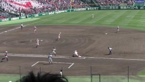 センバツ2016を見に行ったぞ!~福井工大福井 VS 智弁学園(下)~(5)11