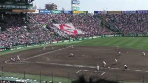 センバツ2016を見に行ったぞ!~福井工大福井 VS 智弁学園(上)~(4)14