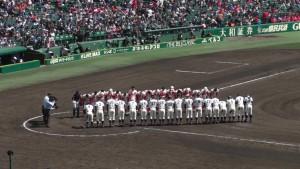 センバツ2016を見に行ったぞ!~福井工大福井 VS 智弁学園(上)~(4)17
