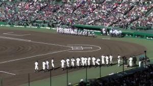 センバツ2016を見に行ったぞ!~釜石 VS 小豆島(下)~(11)3