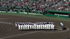 センバツ2016を見に行ったぞ!~釜石 VS 小豆島(上)~(10)16
