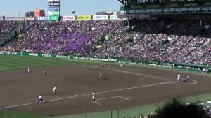 センバツ2016を見に行ったぞ!~釜石 VS 小豆島(下)~(11)1