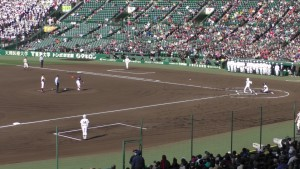 センバツ2016を見に行ったぞ!~土佐 VS 大阪桐蔭(上)~(22)19