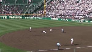 センバツ2016を見に行ったぞ!~土佐 VS 大阪桐蔭(上)~(22)21