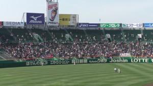 センバツ2016を見に行ったぞ!~土佐 VS 大阪桐蔭(下)~(23)6