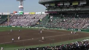 甲子園といえば、高校野球!~応援①~2