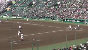 センバツ2016を見に行ったぞ!~土佐 VS 大阪桐蔭(上)~(22)25