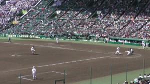 センバツ2016を見に行ったぞ!~土佐 VS 大阪桐蔭(上)~(22)7