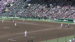 センバツ2016を見に行ったぞ!~土佐 VS 大阪桐蔭(下)~(23)1