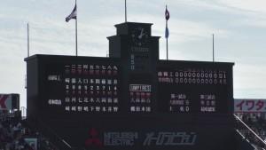 センバツ2016を見に行ったぞ!~市和歌山 VS 南陽工業(上)~(24)19