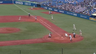 最後まで二松の流れだった、夏の甲子園2016~東東京大会:広尾 - 二松学舎大附~(上)