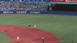 西東京大会「早稲田実業 − 八王子」4