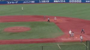 西東京大会「早稲田実業 − 八王子」7
