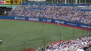 西東京大会「早稲田実業 − 八王子」9