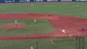 西東京大会「早稲田実業 − 八王子」13