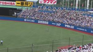 西東京大会「早稲田実業 − 八王子」14