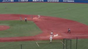 西東京大会「早稲田実業 − 八王子」17