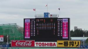 西東京大会「早稲田実業 − 八王子」20