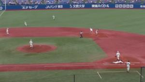 西東京大会「創価 − 早大学院」3