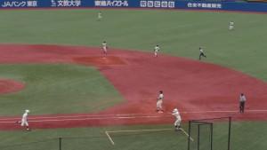 西東京大会「創価 − 早大学院」7