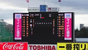 西東京大会「日大三 − 聖パウロ学園」13