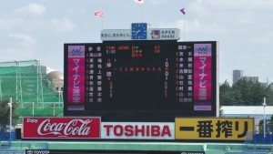 東東京大会「関東一 − 修徳」3