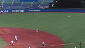 東東京大会「関東一 − 修徳」5