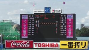 東東京大会「帝京 − 城東」12