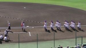 夏の甲子園2016~今年も甲子園がスタート! 開会式(上)~(2)1