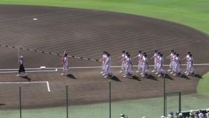 夏の甲子園2016~今年も甲子園がスタート! 開会式(上)~(2)2