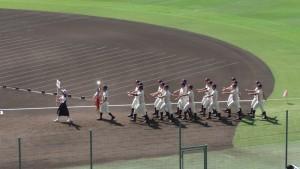 夏の甲子園2016~今年も甲子園がスタート! 開会式(上)~(2)12