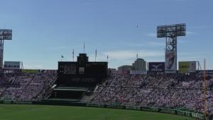 夏の甲子園2016~接戦な展開だった、1回戦「佐久長聖 - 鳴門」~(4)8