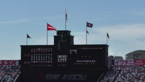 夏の甲子園2016~接戦な展開だった、1回戦「佐久長聖 - 鳴門」~(4)12